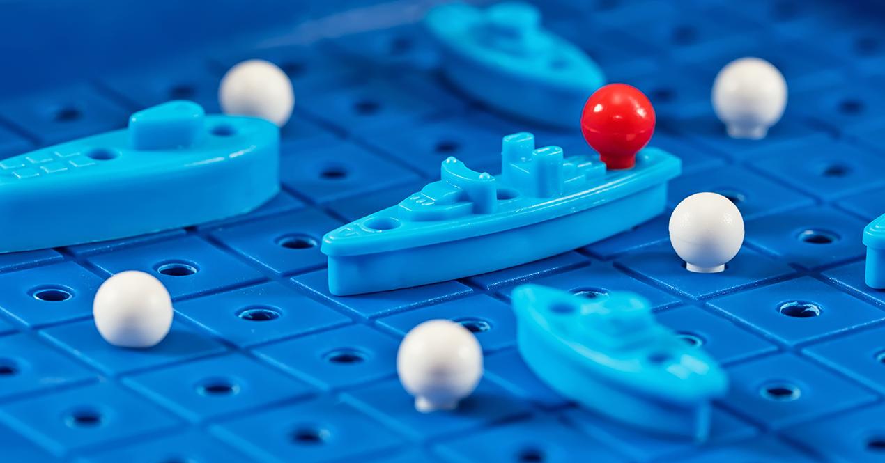 Supply Chain Battleships